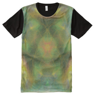 Strange colorful abstract pattern All-Over print T-Shirt