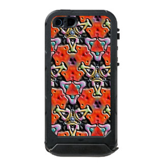 Strange colorful abstract pattern incipio ATLAS ID™ iPhone 5 case