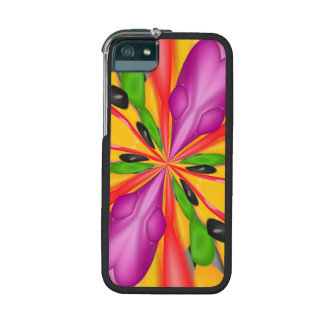Strange colorful pattern case for iPhone 5/5S
