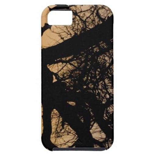 Strange decoration iPhone 5 cases
