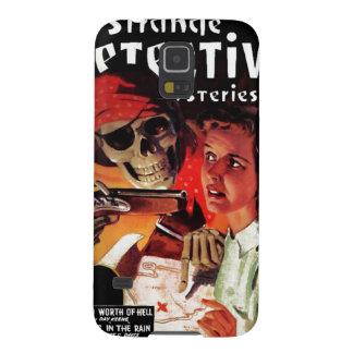 Strange Detective Mysteries Samsung Galaxy Nexus Covers