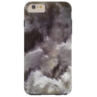 Strange different art tough iPhone 6 plus case