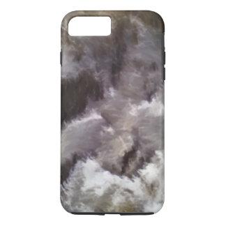 Strange different art iPhone 7 plus case