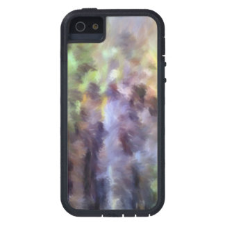 Strange different pattern iPhone 5 cases