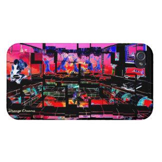 Strange dreams - IPad4 iPhone 4 Case