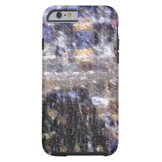 strange edited photo tough iPhone 6 case