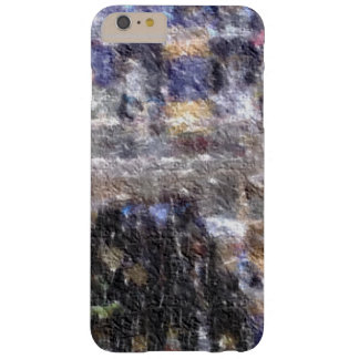strange edited photo barely there iPhone 6 plus case
