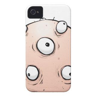 Strange Eyeball Monster iPhone 4 4s Phone Case