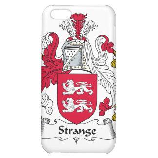 Strange Family Crest iPhone 5C Cases