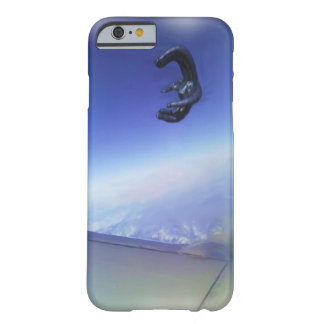 Strange flying object outside barely there iPhone 6 case