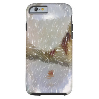 Strange food edited photo tough iPhone 6 case