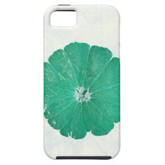 Strange Green Flower iPhone5 Case