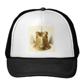 Strange Horned Fish Trucker Hats