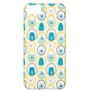 Strange Little Animals Pattern iPhone 5C Case