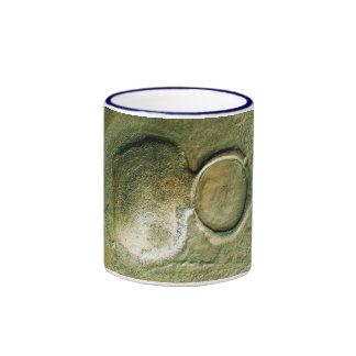 Strange Martian Craters Coffee Mugs