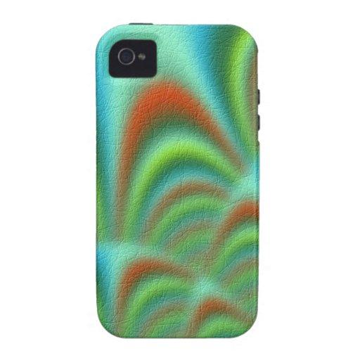 Strange modern art iPhone 4/4S cases