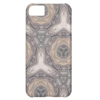 Strange modern pattern iPhone 5C case