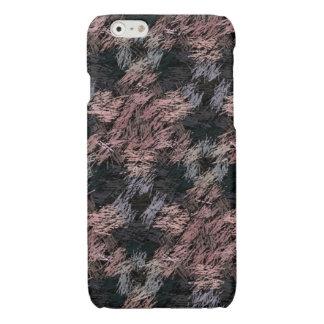 Strange modern trendy pattern iPhone 6 plus case