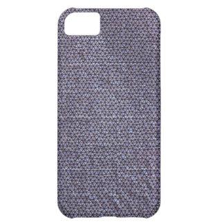 Strange mosaic pattern case for iPhone 5C