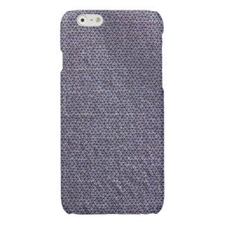 Strange mosaic pattern glossy iPhone 6 case