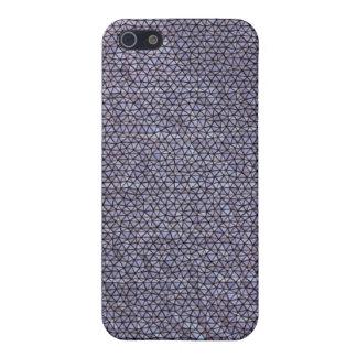 Strange mosaic pern iPhone 5 cases