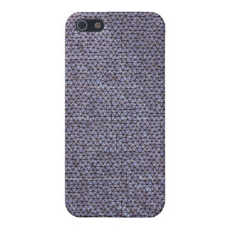 Strange mosaic pern iPhone 5 covers