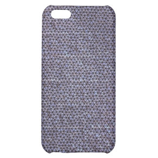 Strange mosaic pern cover for iPhone 5C