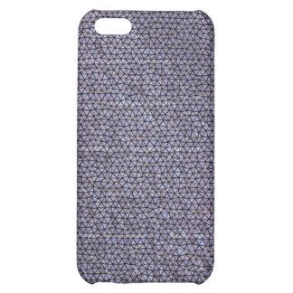 Strange mosaic pern iPhone 5C case