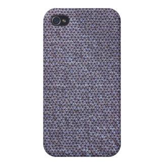 Strange mosaic pern iPhone 4/4S case