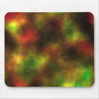 strange nebula mouse pad