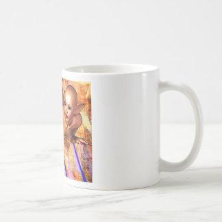 STRANGE NEW WORLD COFFEE MUG