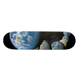 Strange New Worlds 20 Cm Skateboard Deck
