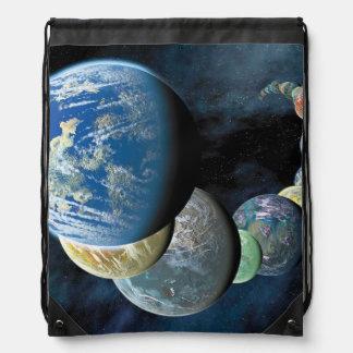 Strange New Worlds Backpacks