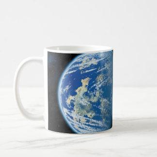 Strange New Worlds Basic White Mug