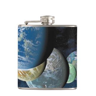 Strange New Worlds Flasks