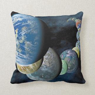 Strange New Worlds Throw Cushion