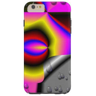Strange nice pattern tough iPhone 6 plus case