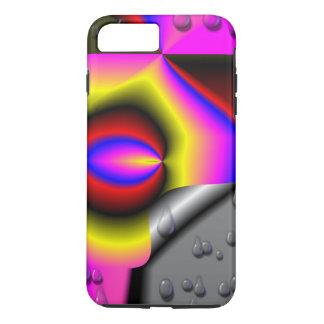 Strange nice pattern iPhone 7 plus case