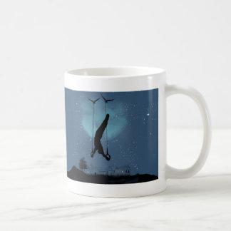 Strange night coffee mug