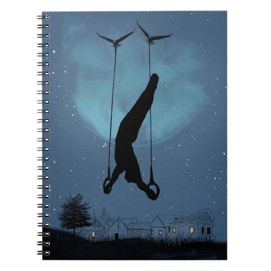 Strange night notebooks