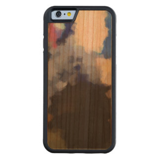 Strange Odd art Cherry iPhone 6 Bumper Case
