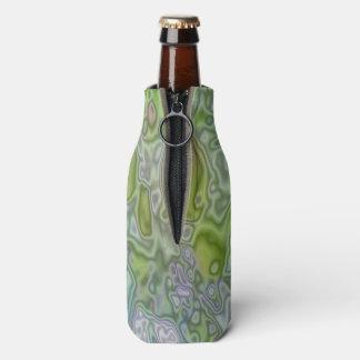 Strange patter of a apple tree bottle cooler
