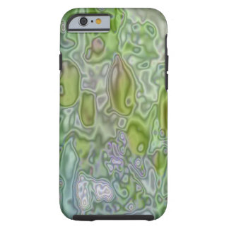 Strange patter of a apple tree tough iPhone 6 case