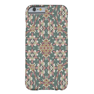 Strange pattern barely there iPhone 6 case