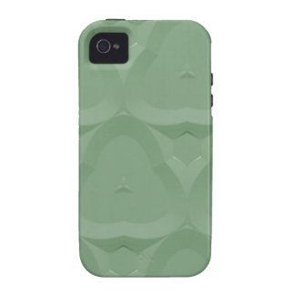 Strange pattern iPhone 4 cover
