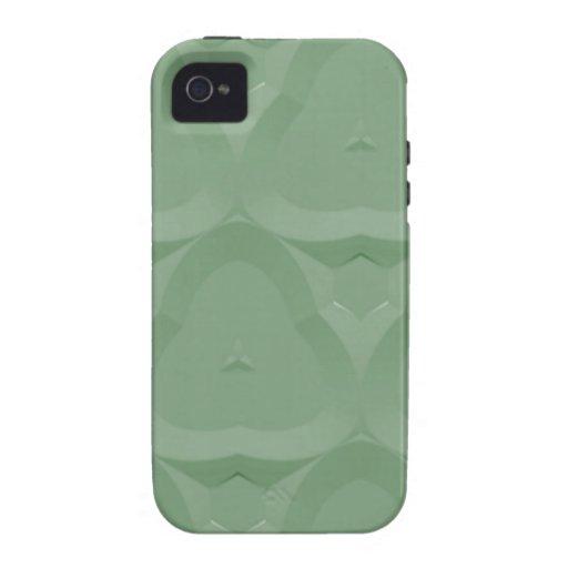 Strange pattern iPhone 4 cover