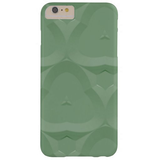 Strange pattern barely there iPhone 6 plus case