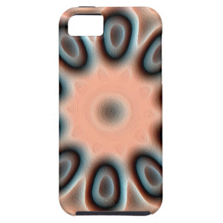 Strange pattern cover for iPhone 5/5S