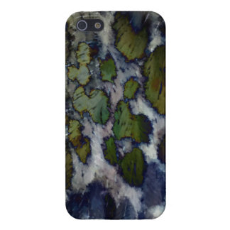 Strange ?? pattern case for the iPhone 5