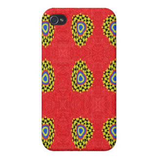 Strange pattern covers for iPhone 4